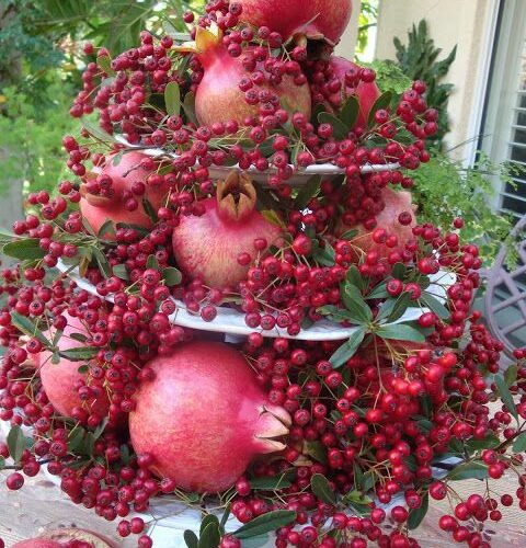 10 Ideas For Your Rosh Hashanah Table The Social Kitchen
