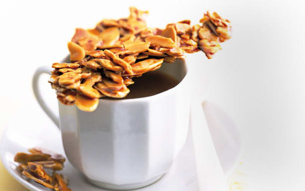 matzoh almond brittle