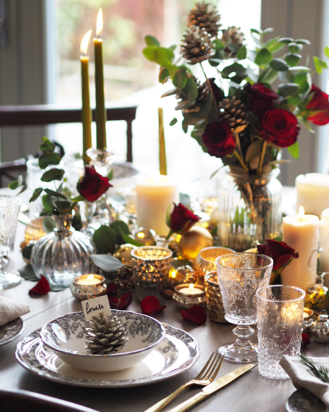 Creating A Special Christmas Table With Spode Tableware The Social